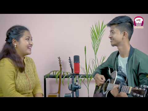 Bhanchu Aaja Man ka Kura - Ajambari -  Cover by Prabin and Saloni  People&39;s Campus VMAG DISCOVER