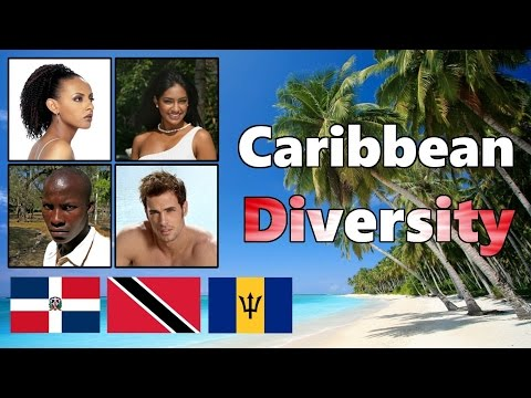 Here's how the Caribbean became the most Racially Diverse Re