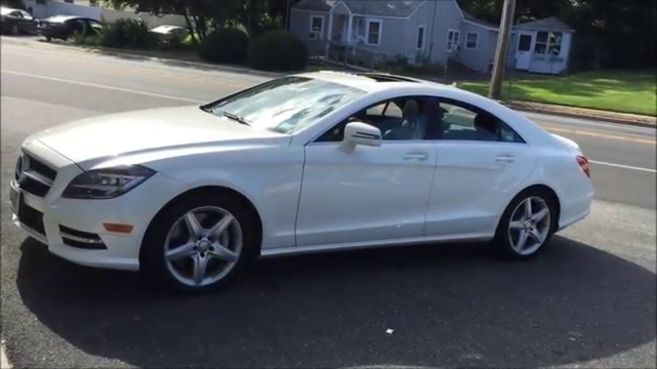 2015 Mercedes Benz CLS 550 Quick Review U0026 Fast Driving