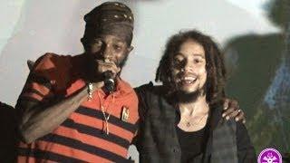 Undefinable Vision TV | Jo Mersa & Spragga Benz | Live @ SOBs Ghetto Youths International Showcase