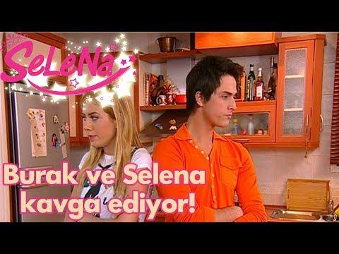 Burak ve Selena kavga ediyor!