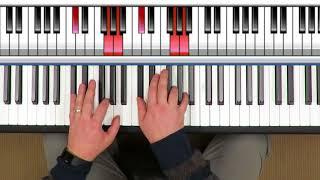 Minor Cadence 02   f c g d a e