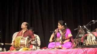 Jyotsna Srikanth with Padmashree Palanivel - Hindola Ragam & Pallavi