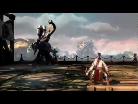 God of War Ascension - Gameplay Walkthrough E3 2012 Demo [HD] (God of War 4 PS3)