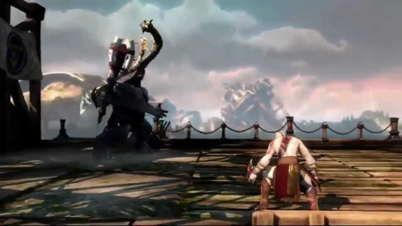God of war ascension gameplay walkthrough e3 2012 demo hd god god of war ascension gameplay walkthrough e3 2012 demo hd god of war 4 ps3 youtube voltagebd Choice Image
