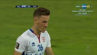 FC Botoșani – FC Hermannstadt 2-0, sut superb Oaida, putin pe linga poarta