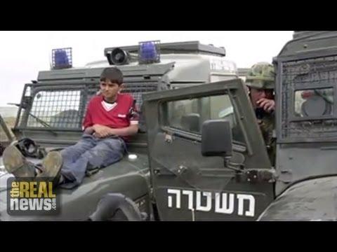 UN Accuses Israel of Torturing Palestinian Children