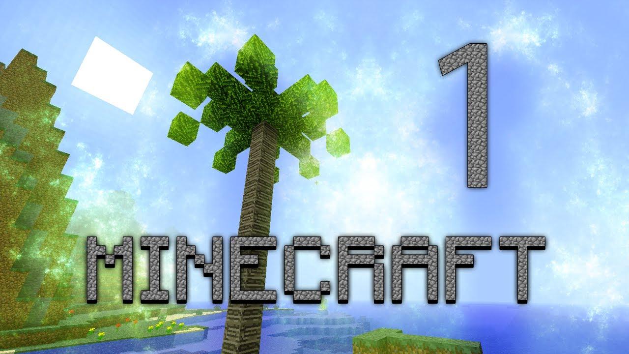Minecraft en busca de palmeras episodio 1 mods - Como hacer una palmera artificial ...