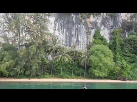 Sea Kayak Andaman Sea Thailand in Feathercraft Wisper