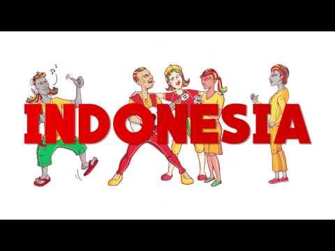 Joyful! Living the Gospel - Theme Song AYD 7 Indonesia