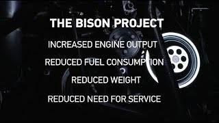 OXE 300 - THE BISON PROJECT PART 1