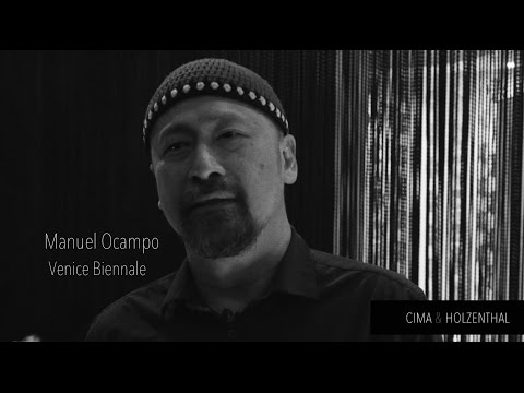 Manuel Ocampo - Venice Biennale