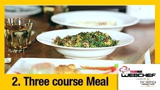#fame food - Mutton Pulao | Main Course by Yuvraj Jadhav | WebChef Finale Round 1