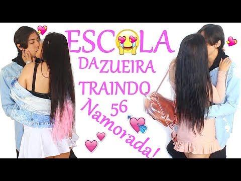 ESCOLA DA ZUEIRA 56 TRAINDO A NAMORADA!