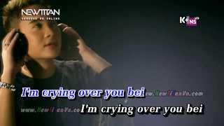 [Karaoke] Crying Over You - Justatee, Binz || NewTitan ||