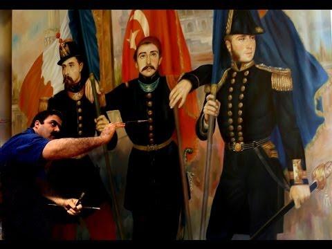 ANADOLU MEDENİYETLERİ / Anatolian Civilizations / Metin ASAĞ Painter & Artist