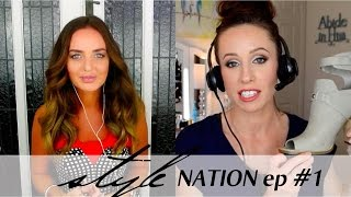 Style Nation Ep #1 : Amber Renae & Chelsea Garay