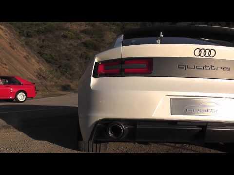 Audi Quattro Concept - evo Magazine