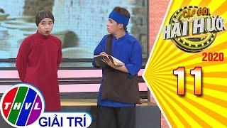 Cặp đôi hài hước Mùa 3 - Tập 11: Máy đúc ước mơ - Gia Huy Su Su, Hồ Khánh Long
