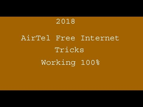 Airtel Free Internet Tricks Using Android Browser And Proxy Setting [ Working Up To 2018 ]