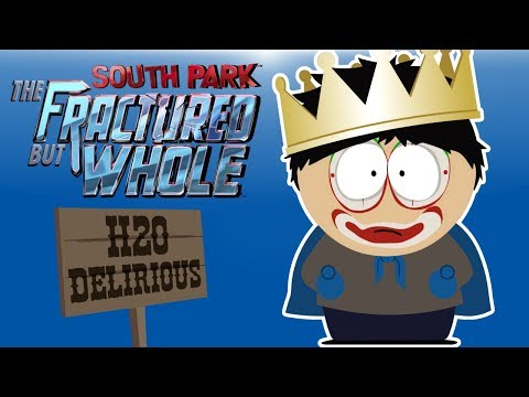 Thumbnail: South Park: The Fractured But Whole - A New Hero Rises! Ep. 1
