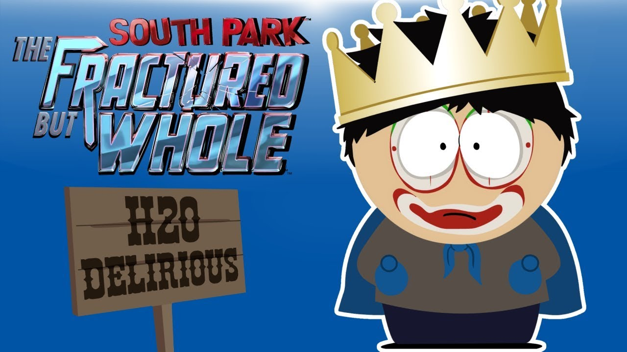South Park: The Fractured But Whole - A New Hero Rises! Ep. 1