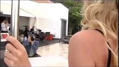 SOKO Leipzig Star hüllenlos Melanie Marschke beim Playboy Shooting