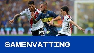 Copa Libertadores: Samenvatting Boca Juniors - River Plate