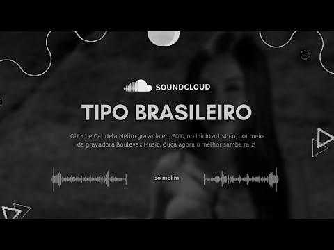 Gabriela Melim -  Completo TIPO BRASILEIRO