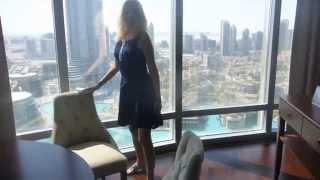 Как повысить самооценку - роскошный видеоурок с самого высокого здания в мире!