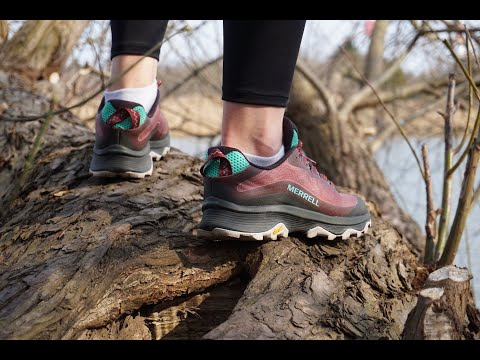 Merrell Moab Speed - test butów