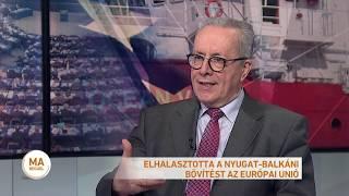 Elhalasztotta a Nyugat-Balkáni bővítést az Európai Unió
