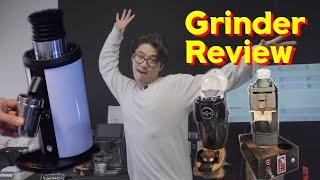 DF64 Grinder Review 1. VS Nich…