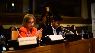Shadman Shome | Keynote Speaker for USFMEP @ United Nations