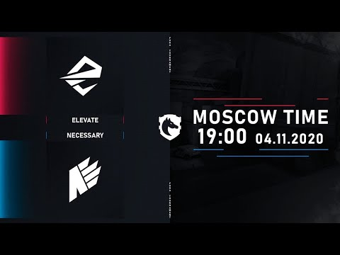 Necessary vs Elevate | Fuga Tournament - Standoff 2