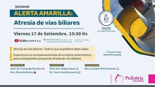 Alerta Amarilla Atresia De Vías Biliares