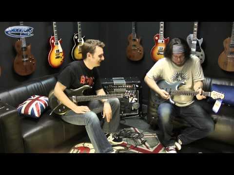 Music Man Steve Lukather Luke III