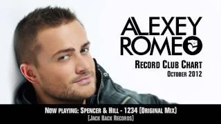 Скачать Alexey Romeo Record Club Chart October 2012 Podcast Radio Record