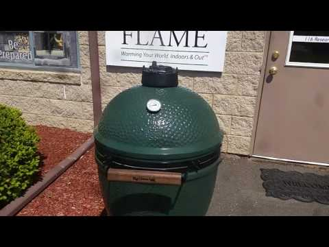 Big Green Egg Beer Can Chicken