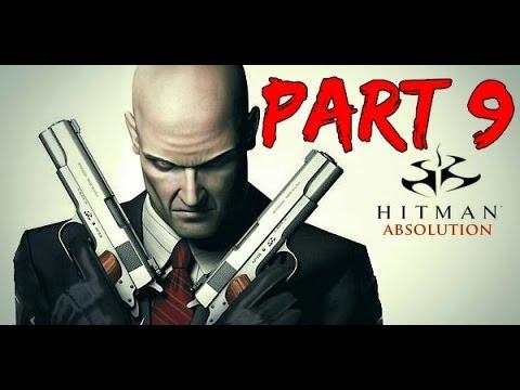 Hitman: Absolution - Walkthrough - Part 9 - Shaving Lenny  (Half 1 of 2)