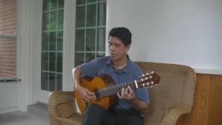 Lời Mẹ Ru - Guitar Classical