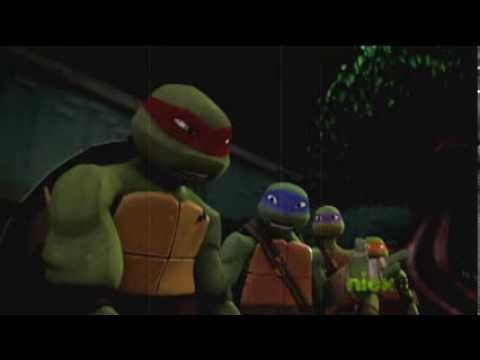 Tmnt Leo And Raph War Of Change Part One Youtube