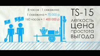 Буровые установки серии TS 15(, 2015-09-18T09:50:31.000Z)