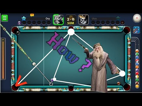 8 Ball Pool / Berlin Plaza Lovituri Indirecte Best Trick Shot 1080p60