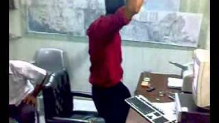 mehndi ki rat ae mehndi ki rat (Capt Abdullah's Dance)