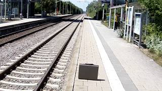 Herrenloser Koffer in Konstanz-Fürstenberg