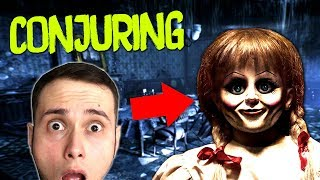 Conjuring House! Zici ca e OUTLAST