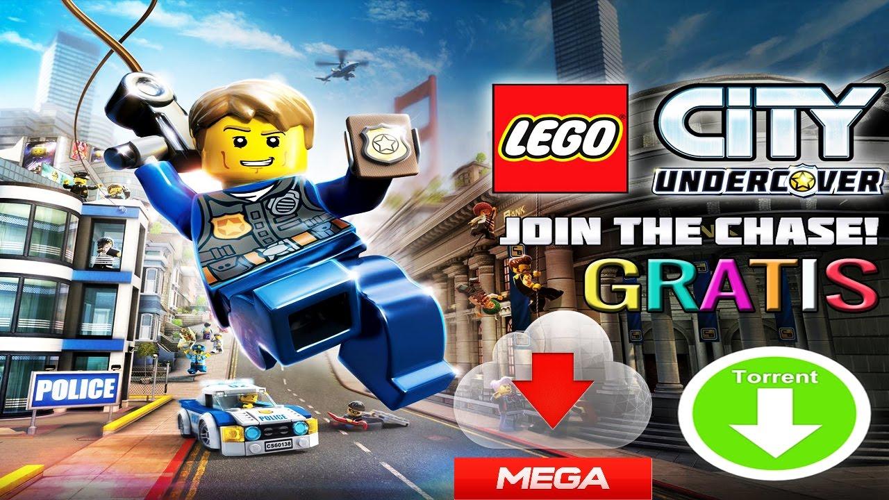 DESCARGAR E INSTALAR | LEGO CITY: UNDERCOVER | PARA PC ...