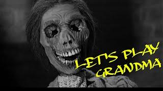 Let's Play - Grandma (JUMPSCARES NO JOKE!)