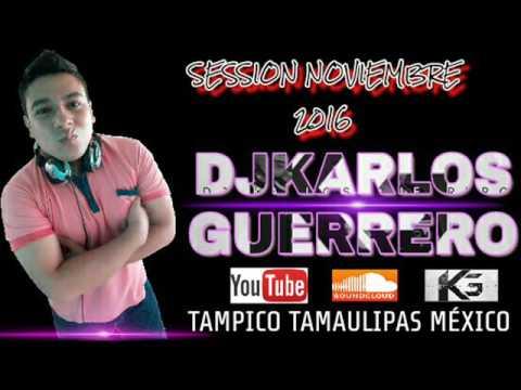 circuit mix noviembre DjKarlos Guerrero